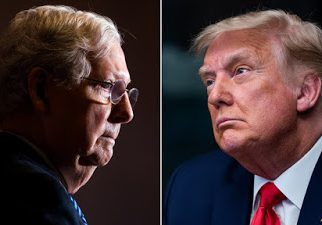 """Sen. Mitch McConnell rips Trump 'disgraceful' for """"provoking"""" violent attack on Capitol - newsheadline247.com"""