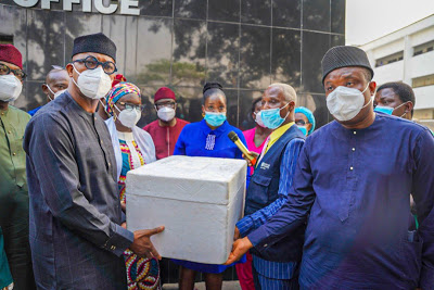 Ogun becomes first state to take delivery of AstraZeneca COVID vaccine - newsheadline247.com