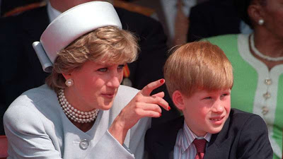 Prince Harry opens up on Diana's death, says he didn't want to believe or accept it happened - newsheadline247.com