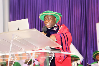 Professor Chiluwa advocates Use of Language for Peace Building at 23rd Inaugural Lecture- newsheadline247.com