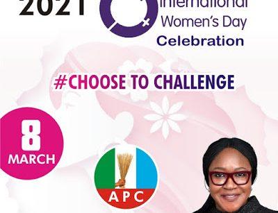 2021 International Women's Day: Jumoke Okoya-Thomas Advocates Better Opportunities For Women - newsheadline247.com