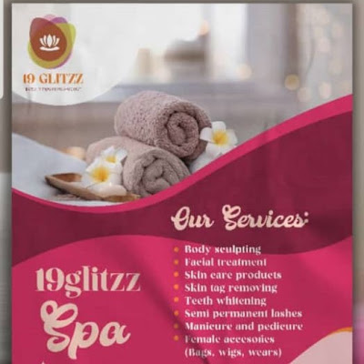 19 Glitzz Spa – A State of the art beauty shop with simplicity emerges in Lagos - newsheadline247.com