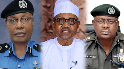 IGP's Appointment: Buhari opens up on why he picked Usman Baba instead of Jitoboh