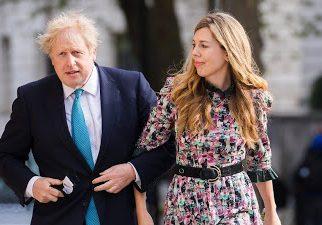British PM Boris Johnson weds in 'secret ceremony' - newsheadline247.com