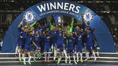 Chelsea stun Man City 1-0 to win second champions league - newsheadline247.com