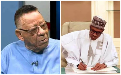 Insecurity: Allow immediate military takeover to get Nigeria back to six states – Clarke tells Buhari - newsheadline247.com