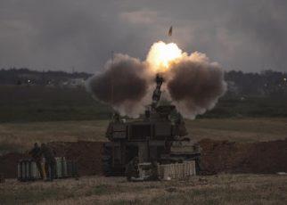 Rocket from Gaza kills 2; Israel topples 6-story building - newsheadline247.com
