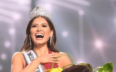 Miss Mexico Andrea Meza Crowned #Miss Universe [Video] - newsheadline247.com