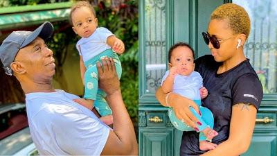 Regina Daniels speaks on 10-month old son's future career - newsheadline247.com
