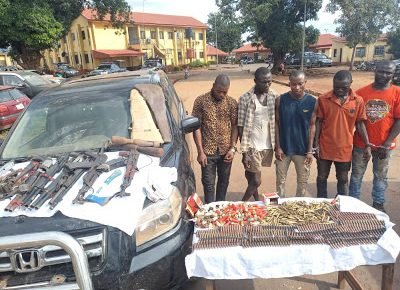 Ebonyi Police intercept 753 GPMG ammunition in Abakaliki - newsheadline247.com