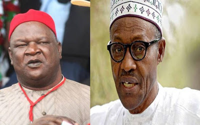 Ex SGF, Anyim writes open letter to Buhari over protracted worsening insecurity in Nigeria - newsheadline247.com