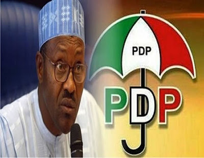 Blackmail against Nigerians won't work – PDP bashes presidency over alleged coup plot - newsheadline247.com