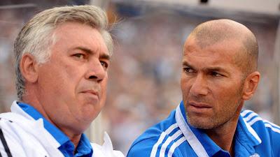 Real Madrid appoint Carlo Ancelotti as Zidane's replacement - newsheadline247.com