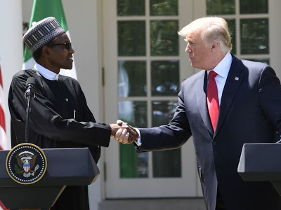 #TwitterBan: Trump congratulates Nigerian government for banning Twitter - newsheadline247.com